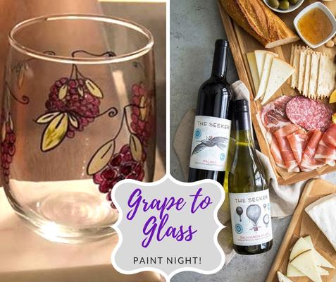 Carousel grape to glass 2