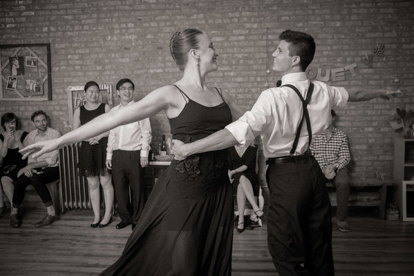 Carousel winter waltz