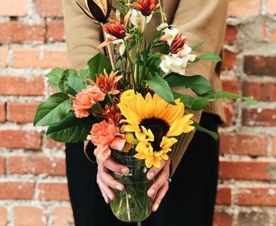 Medium private flower class