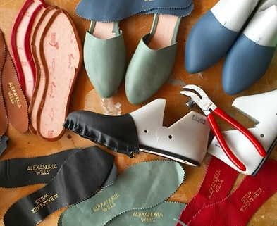 Medium shoemaking alexandria willis dabble chicago