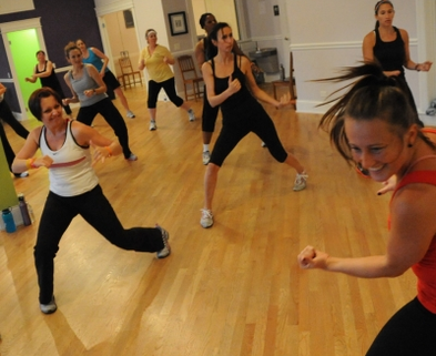 Medium optimized zumba class for dabble