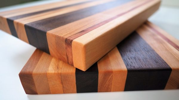 Carousel cuttingboards