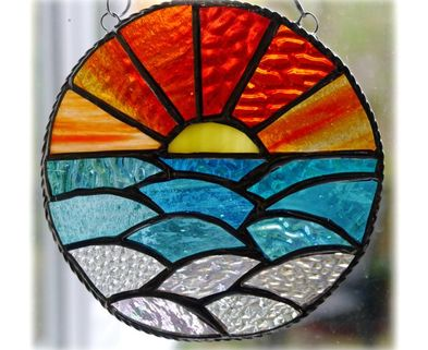 Medium stained glass