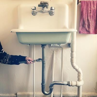 Carousel plumbing