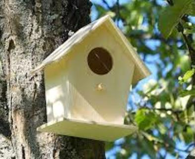 Medium birdhouse