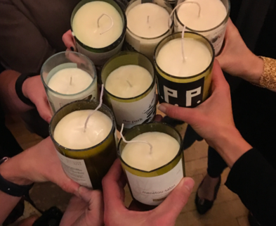 Medium candle making dabble denver diy