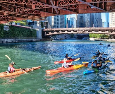 Medium kayak outside experiences chicago dabble