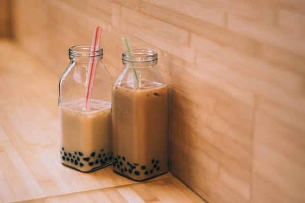 Carousel bubble tea at home the works seattle dabble unsplash