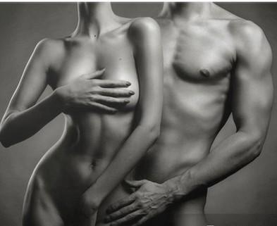 Medium posters nude sensual couple  2