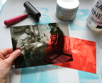 Medium photo photo printmaking web