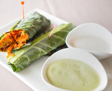 Medium veggie roll
