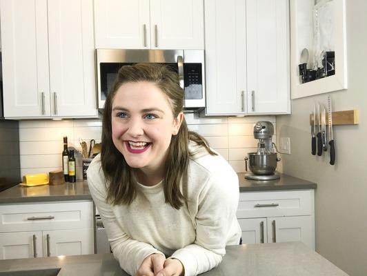 Carousel kristin in kitchen