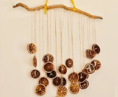 Medium driftwoodwallhanging