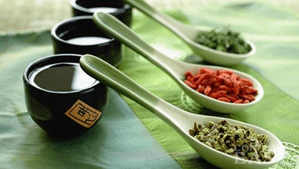 Carousel chinese herbs