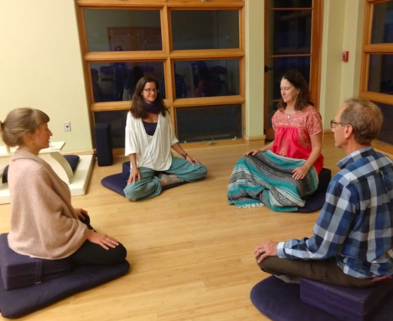Medium meditation dabble denver make friends