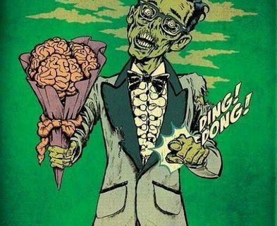 Medium zombie prom