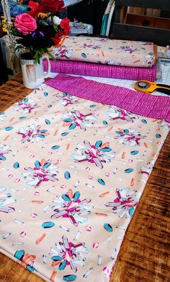 Carousel pillowcase
