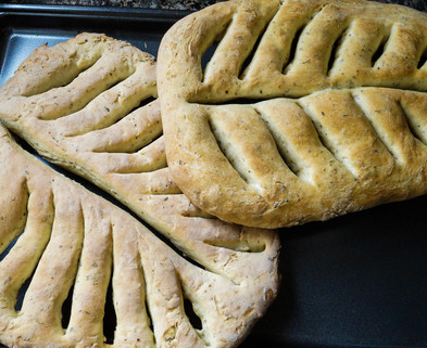 Medium fougasse 3 of 4