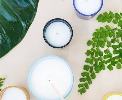 Medium new candle class