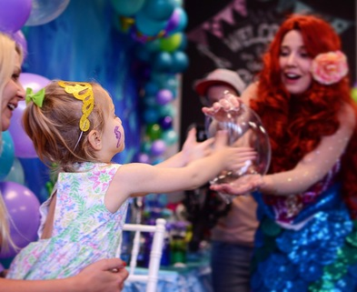 Medium little mermaid under the sea kids party dabble chicago wow show