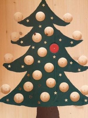 Carousel fir tree 80581  340