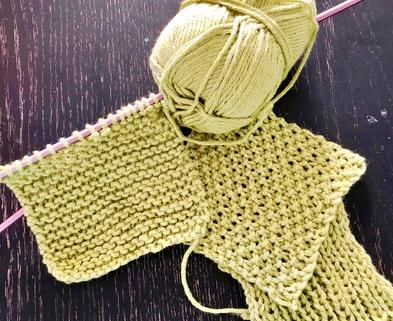 Medium knitting 101
