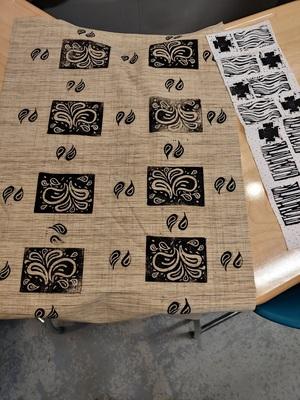 Carousel prints