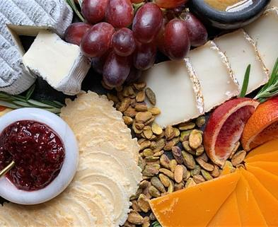 Medium bad hunter cheese wine pairings dabble chicago
