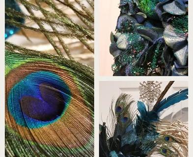 Medium peacock