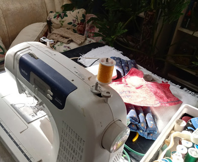 Medium sewing