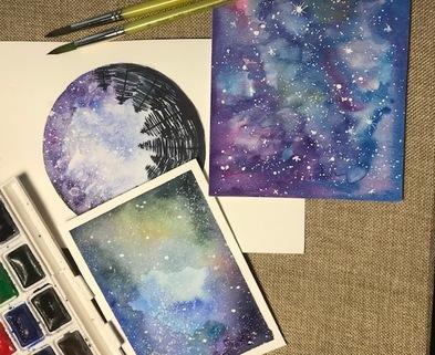 Medium galaxies image