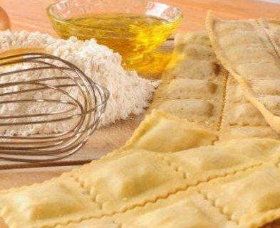 Medium ravioli