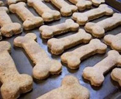 Medium doggie treats