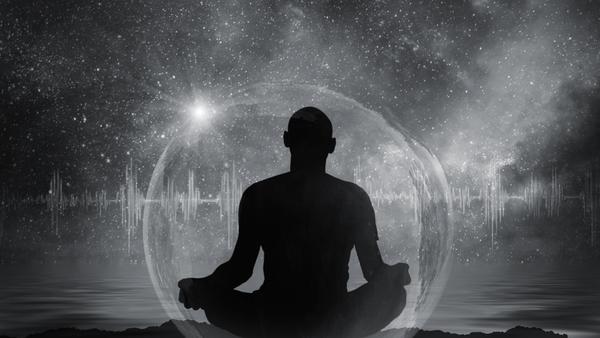 Carousel meditator bluetone