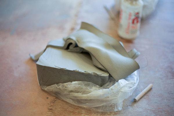 Carousel 2 dabble clay block