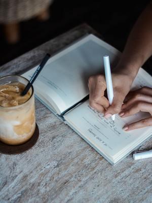 Carousel journaling