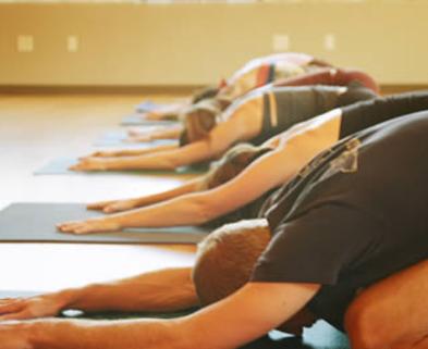 Medium fitness yoga