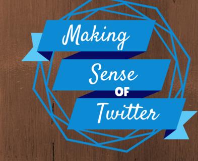 Medium making sense of twitter