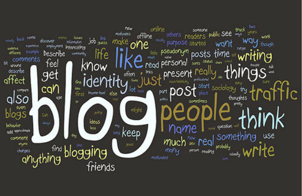 Carousel blogging basics