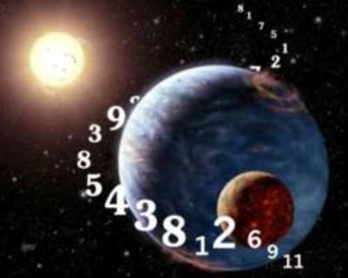 Carousel numerology
