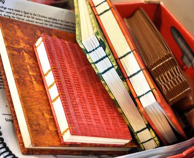 Medium bookbinding