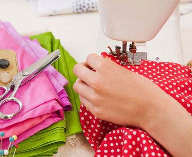 Medium textiles machine