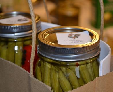 Medium gardening canning