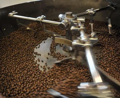 Medium coffeeroasting