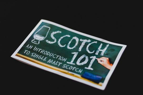 Carousel scotch 101