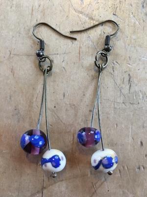 Carousel dabble earrings 3
