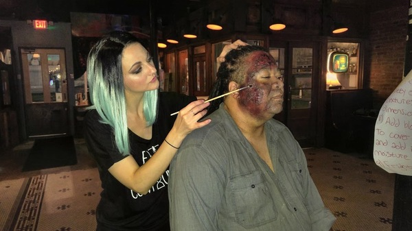 Makeup Classes St  Louis - Sip n' SFX Makeup 101: Back in
