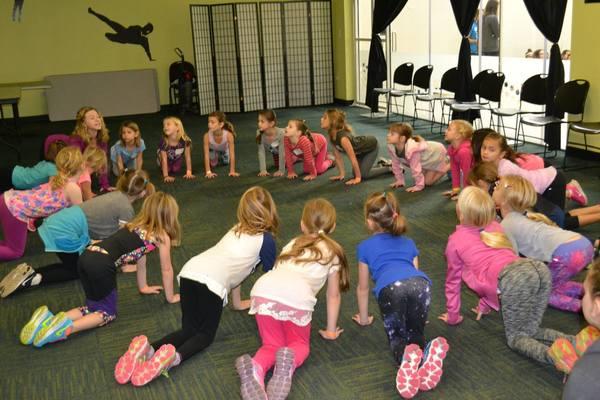 Carousel hayley teaching