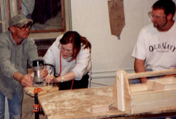 Woodworking Classes Chicago Introduction To Woodworking Dabble