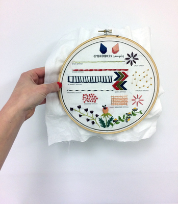 Cross Stitch Classes Chicago Embroidery Sampler Workshop Dabble